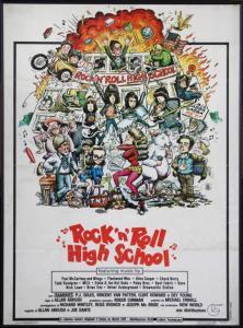 RockNRollHightSchool