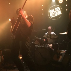 Dirty Deep au Bus Palladium le 27 avril 2017