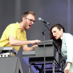clavier + chanteuse